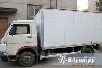 Грузоперевозки от 1кг до 5 тонн, на автомашине МАН, будка(фургон) 16куб.м ,по…