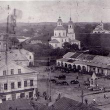 Часовня Александра Невского на Вознесенской площади