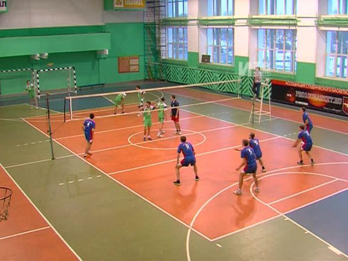 Импульс\u002DТВ. Кубок города по волейболу среди мужчин
