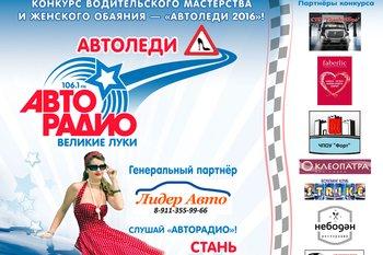 В Великих Луках стартовал конкурс «Автоледи 2016»