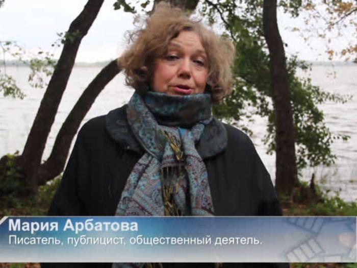 ВЛуки.ру: Известная российская блоггерша Мария Арбатова побывала в Великих Луках. Эксклюзивное интервью.