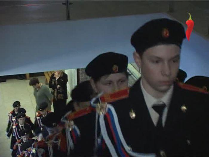 Перец\u002DРапид: Торжественная клятва в лицее №10