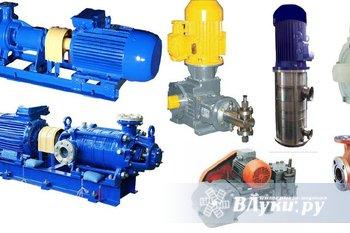 Насосы, электродвигатели промышленные на складе. Реализуем из наличия с…