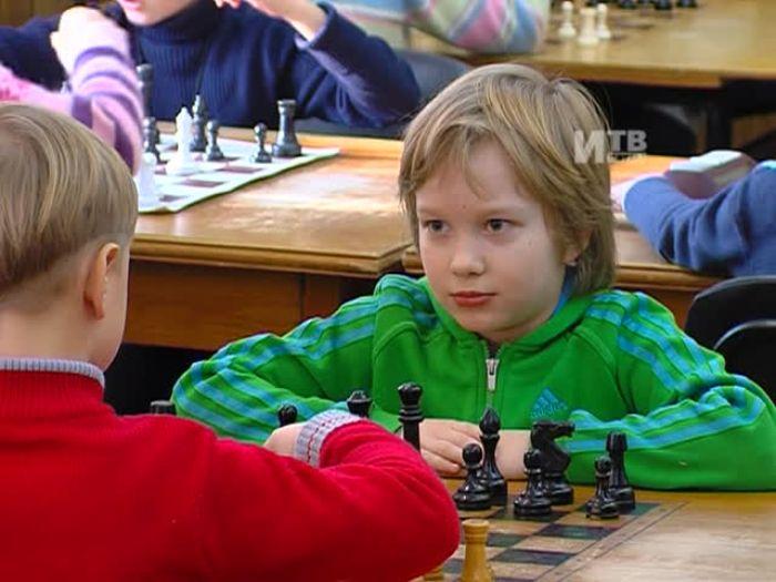 Импульс\u002DТВ: Первенство города по шахматам.