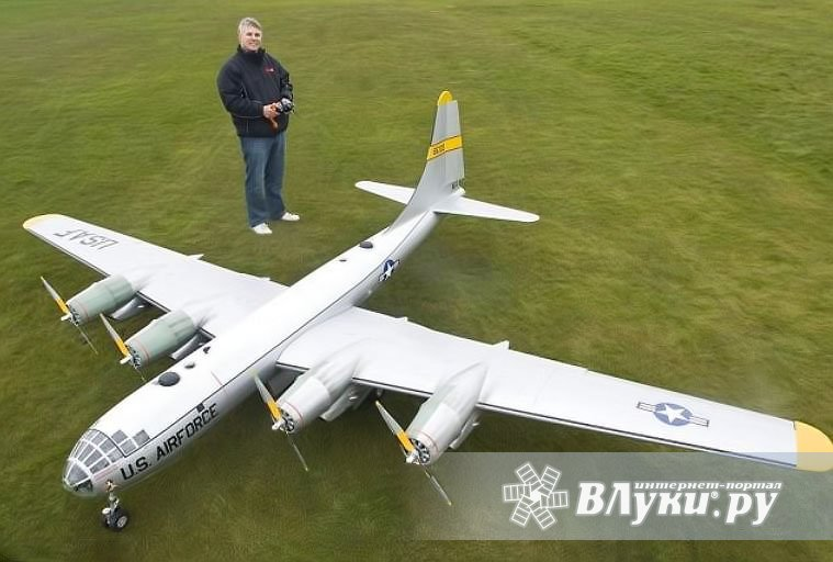 Модели самолётов на радиоуправлении своими руками