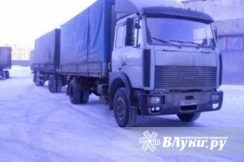 Грузоперевозки по России до 20 тонн. МАЗ 5336 (тент): грузоподъемность 8 тонн,…