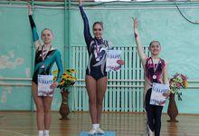 Великолучанка стала чемпионкой области по спортивной аэробике (ФОТО)