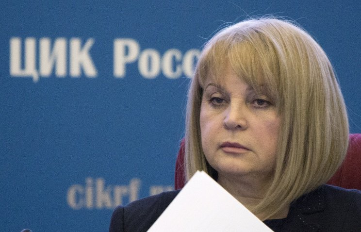Руководитель ЦИК: Досрочные выборы президента РФ «технически невозможны»