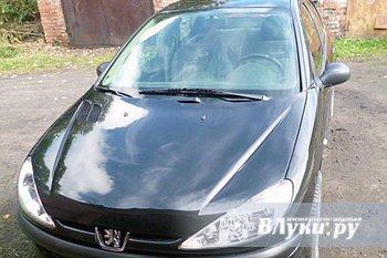 Peugeot 206 Седан 2007г. Цвет черный. Один хозяин. Покупка и обслуживание ТО у…