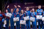 Школьники Псковской области победили в «Президентских состязаниях» по плаванию и шахматам