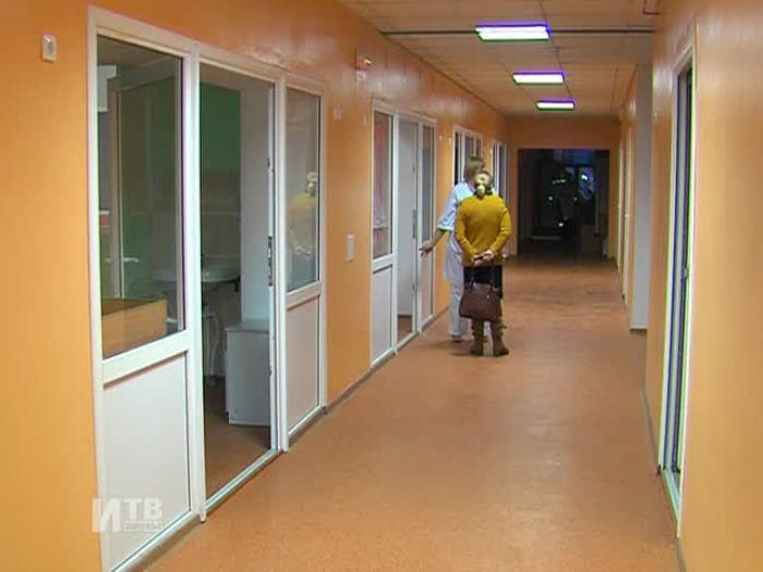 Импульс\u002DТВ: Новоселье в детской городской больнице