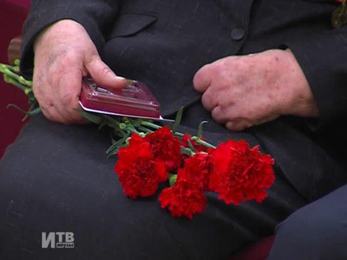 Импульс\u002DТВ: Вручение медалей «70 лет Победы»