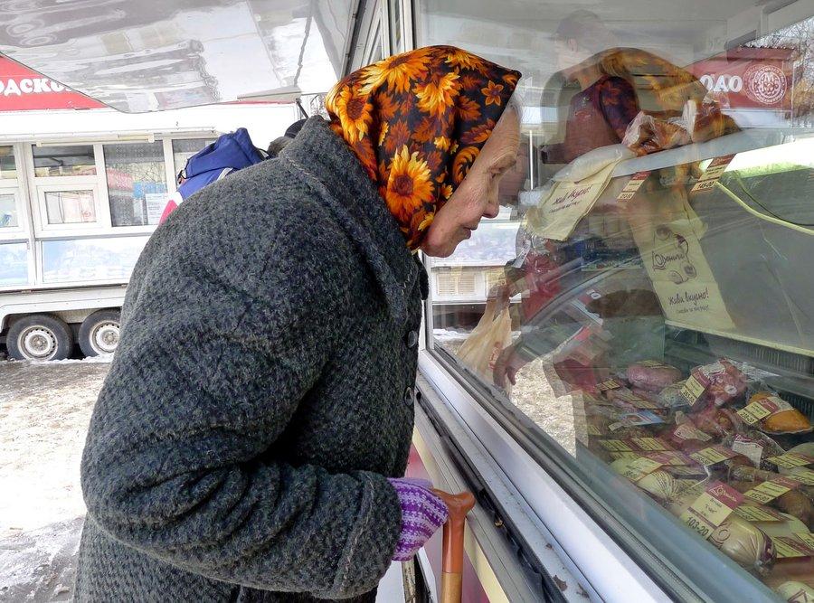 Минтруд: ВРоссии бедных пенсионеров нет
