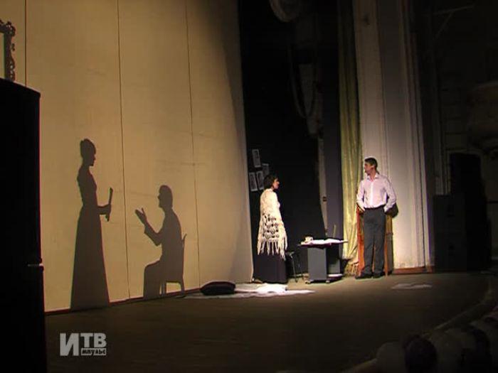 Импульс\u002DТВ: Светотеневой спектакль о жизни С.Ковалевской