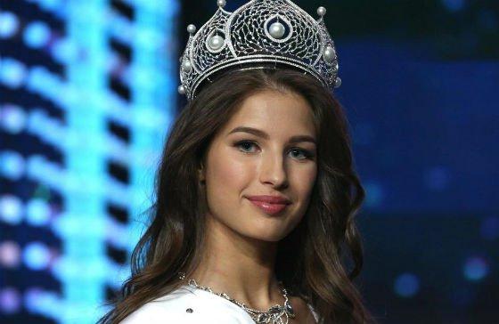 18-летняя россиянка едет на«Мисс Мира 2016» вВашингтон