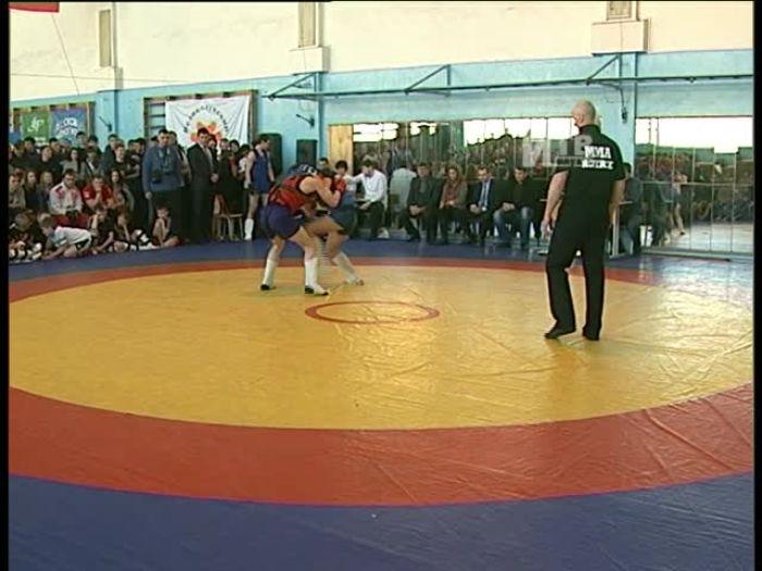 Импульс\u002DТВ: Чемпионат области по смешанным боевым искусствам