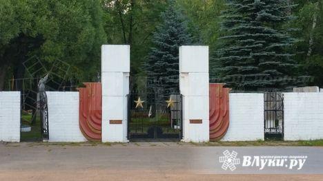 Кладбище «Братское» : Кладбище «Братское» : Великие Луки