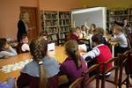 Библиотека-филиал №2 продолжает работу по программе «Я расту вместе с книгой»
