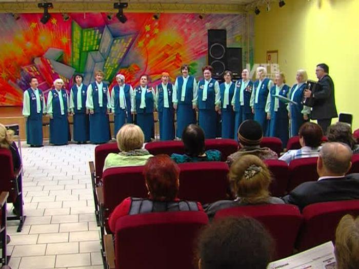 Импульс\u002DТВ. Концерт хора «Россияне»