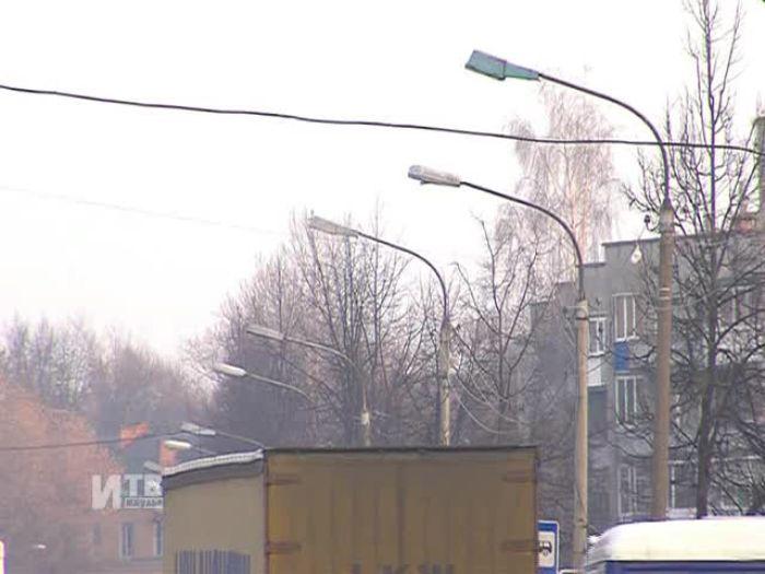 Импульс\u002DТВ: Новые уличные фонари