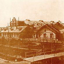 Железнодорожные мастерские. 1930\u002Dе годы