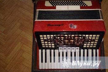 """Продам б/у аккордеон """"Аккорд"""" в хорошем состоянии."""