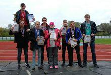 ВЛГАФК выиграл областную межвузовскую спартакиаду по лёгкой атлетике