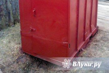 Для начала стройки продаю трехтонный металлический контейнер. Размеры…