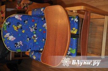 Детский стол-стул - цена 1000руб.