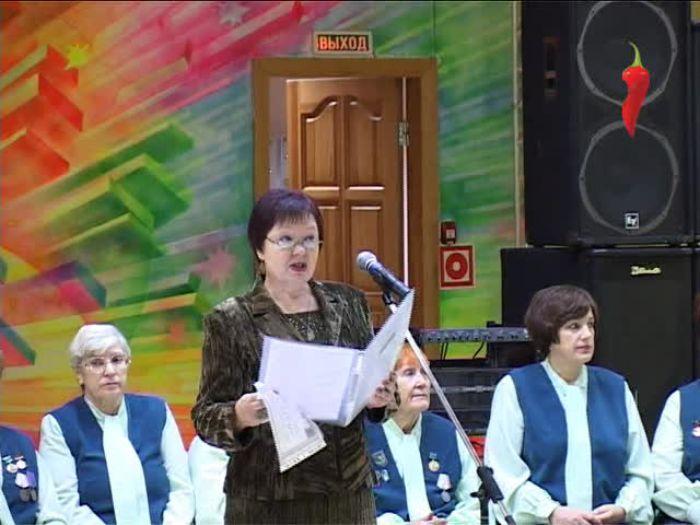 Перец\u002DРапид: Народный женский хор «Россияне»