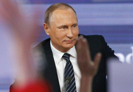 Преемника президента может выбрать только русский  народ,— Путин