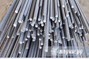 Продаем строительные материалы: Арматура - 10,12,14 мм.- рифленая стальная.…