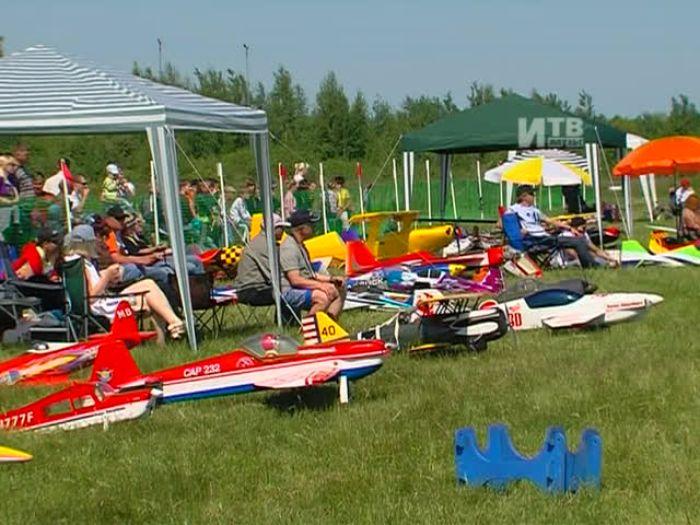 Импульс\u002DТВ: Фестиваль по авиамодельному спорту