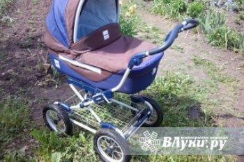 Продам детскую коляску, в  хорошем состоянии, ручка регулируется, дождевик Цена…