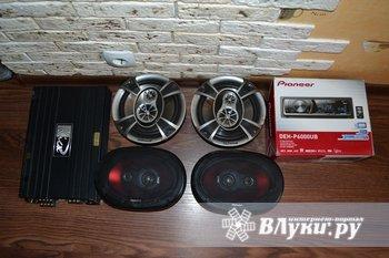 Продам usb-ресивер Pioneer DEH-P6000UB отл. сост. Сборка Тайланд.-…