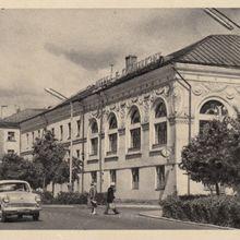 Швейно\u002Dтрикотажная фабрика. 1966 год.