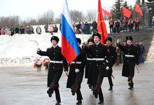 Торжественные мероприятия, посвященные Дню защитника Отечества, прошли сегодня в Великих Луках (ФОТО)