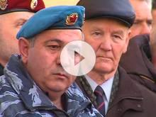 Импульс-ТВ: Мемориальная доска воину-интернационалисту украсила школу №9