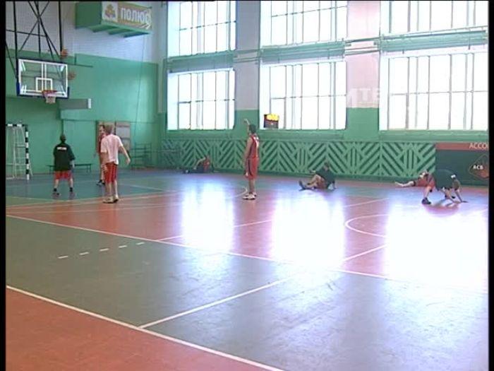 Импульс\u002DТВ: Кубок города по баскетболу
