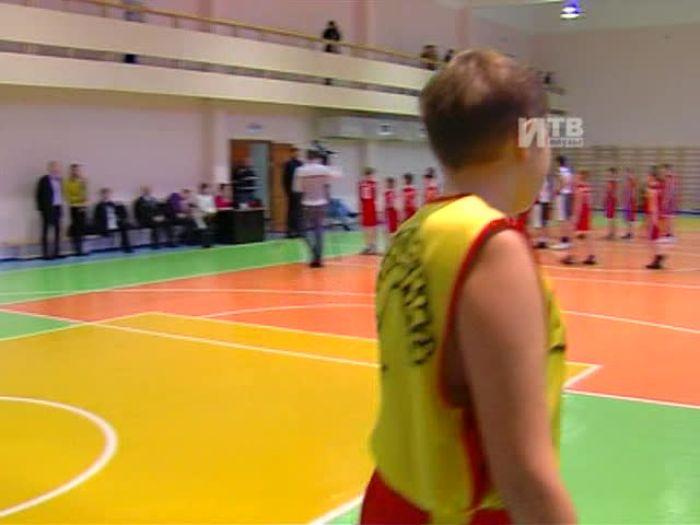 Импульс\u002DТВ: Турнир по баскетболу