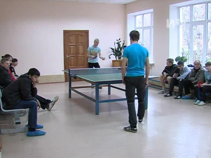 Импульс\u002DТВ: Первенство города по настольному теннису