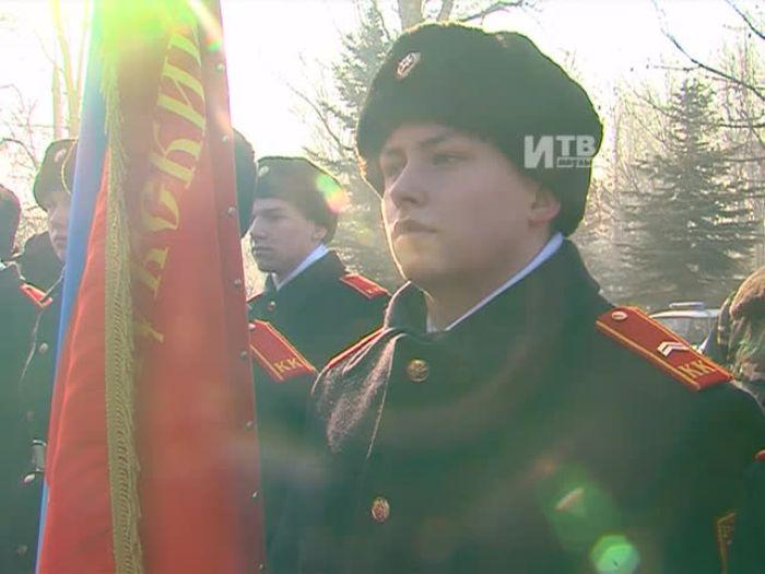 Импульс\u002DТВ: Митинг, посвященный Дню защитника отечества