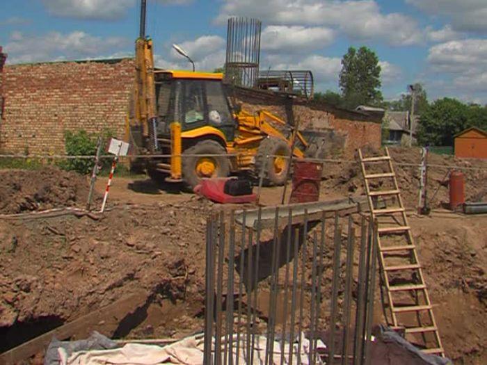Импульс\u002DТВ: Остановка строительства путепровода