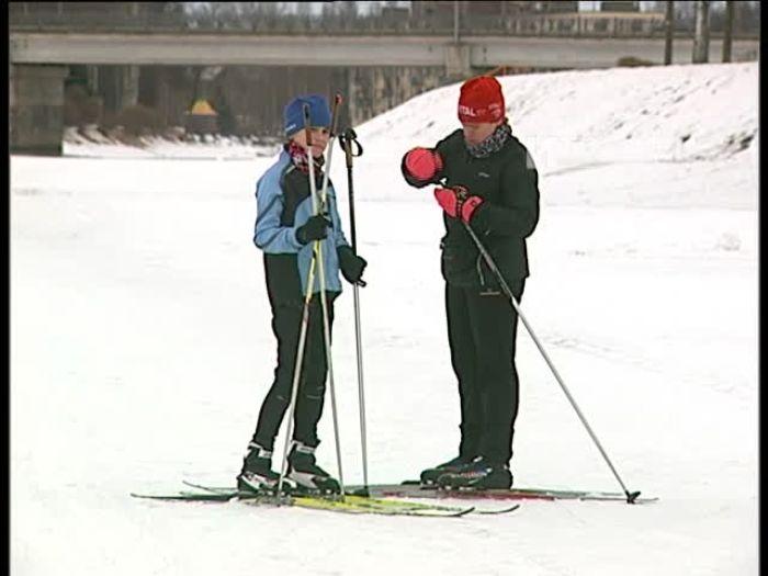 Импульс\u002DТВ: Великолукские лыжники вернулись с победами