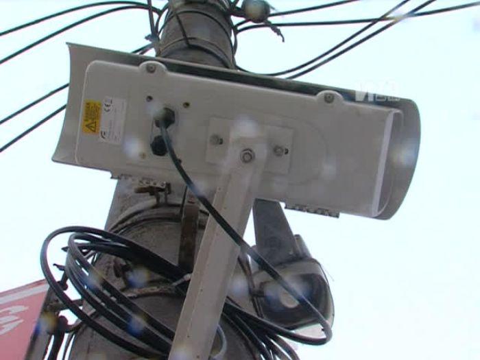 Импульс\u002DТВ: В городе появились камеры видеонаблюдения