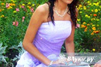 Продам красивое выпускное платье. Нежного светло-сиреневого цвета. Очень красиво переливается и блестит на свету. Платье в прекрасном состоянии, новое (одевалось один…