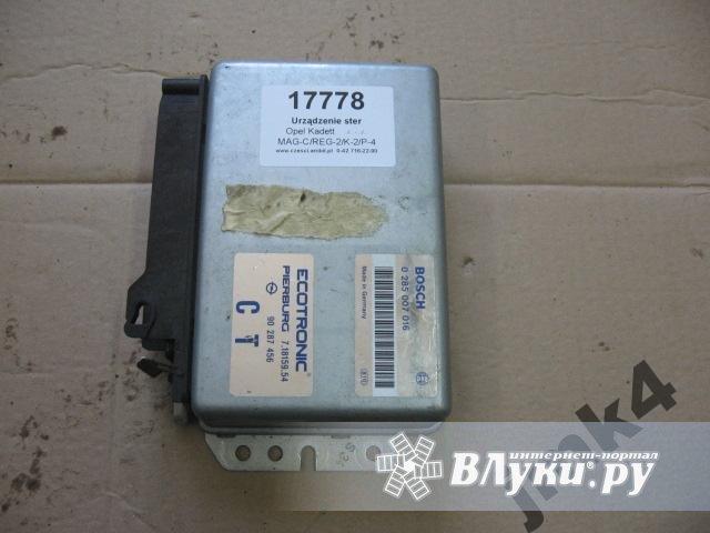 600 грн - электронный блок управления для карбюратора pierburg 2ee фольксваген все для транспорта - в ахтырке