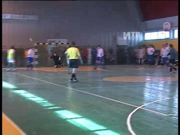 Импульс\u002DТВ: Чемпионат области по минифутболу