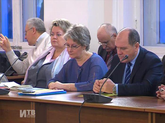 Импульс\u002DТВ: Ежемесячное совещание в городской администрации