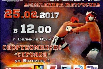 Открытый кубок по боям MMA пройдет в Великих Луках